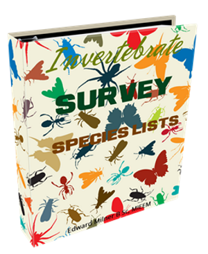 Invertebrate Species report