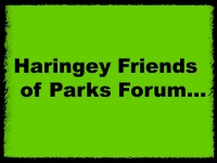 Haringey Friends of Parks Forum link